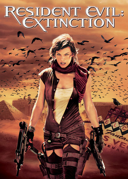 Resident Evil: Extinction Netflix CO (Colombia)