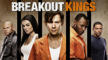 Netflix box art for Breakout Kings - Season 1