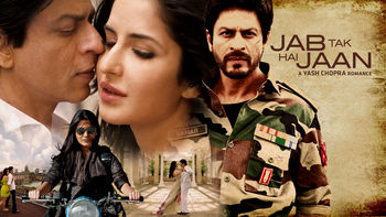 Netflix box art for Jab Tak Hai Jaan