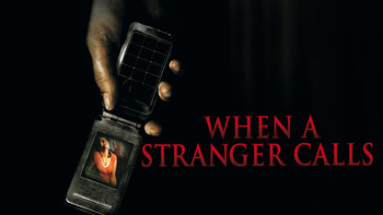 Netflix box art for When a Stranger Calls