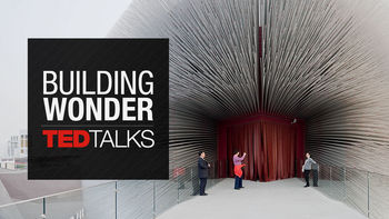 Netflix box art for TEDTalks: Building Wonder - Season 1