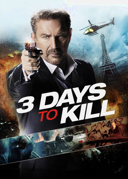 3 Days to Kill Netflix IN (India)