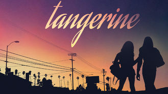 Netflix Box Art for Tangerine