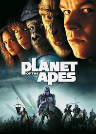 Planet of the Apes Netflix BR (Brazil)