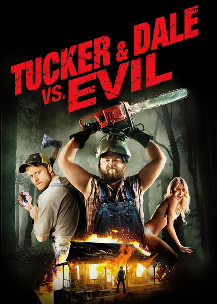 Tucker and Dale vs. Evil Netflix AU (Australia)