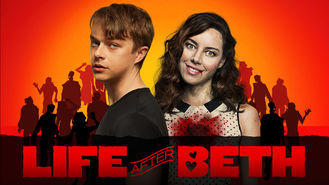 Netflix box art for Life After Beth