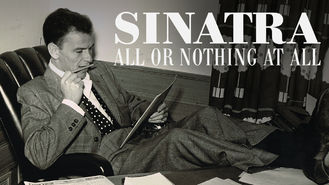 Netflix Box Art for Sinatra: All or Nothing at All - Season 1