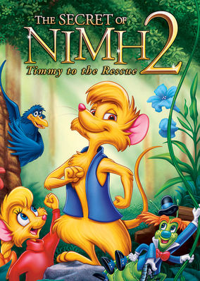 Secret of N-I-M-H 2, The