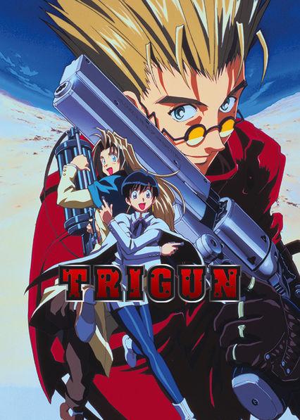 Trigun Netflix AW (Aruba)