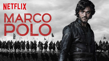 Netflix box art for Marco Polo - Season 1