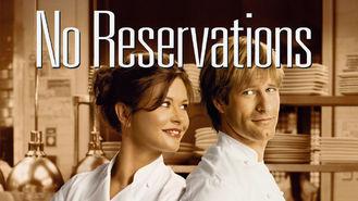 Netflix box art for No Reservations