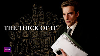 Netflix box art for The Thick of It - Series 1