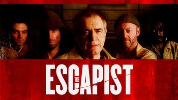 Netflix box art for The Escapist