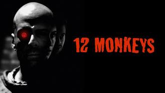 Netflix box art for 12 Monkeys