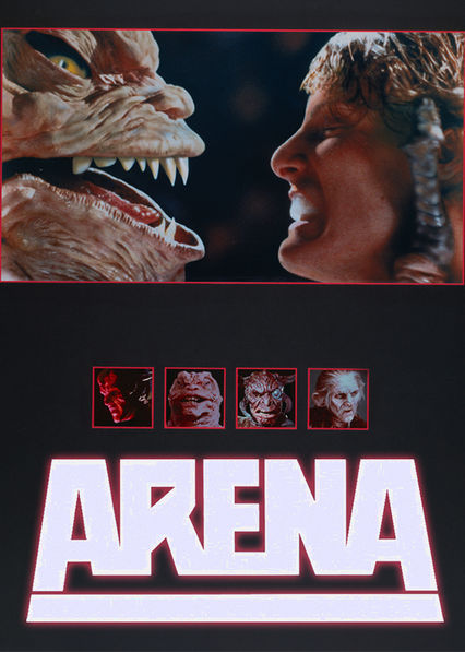Arena Netflix UK (United Kingdom)