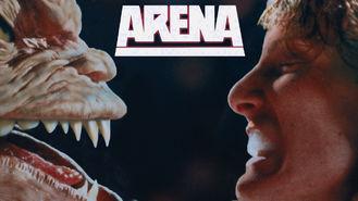 Netflix box art for Arena