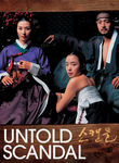 Untold Scandal Poster