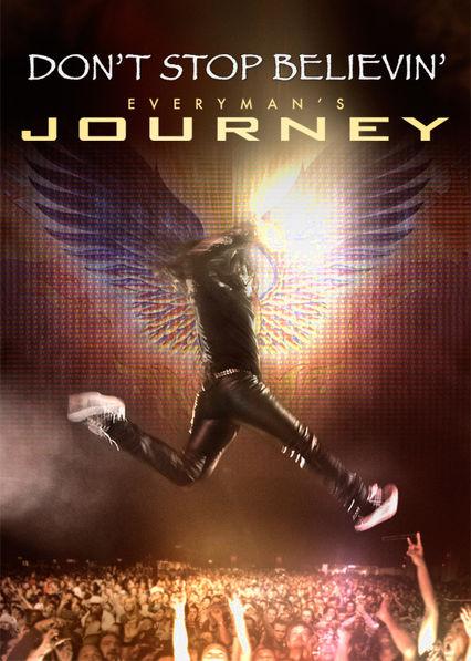 Don't Stop Believin': Everyman's Journey Netflix BR (Brazil)