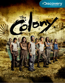 The Colony: Season 1: Power Struggle
