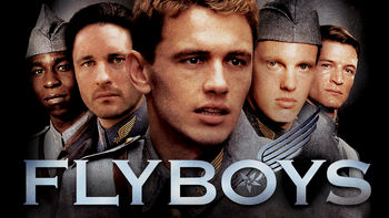 Netflix box art for Flyboys
