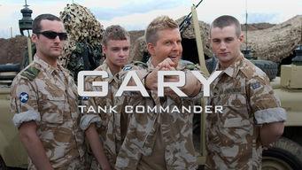 Gary Tank Commander