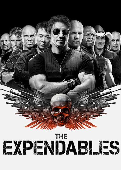 The Expendables Netflix ES (España)