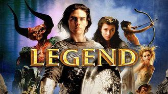 Netflix box art for Legend