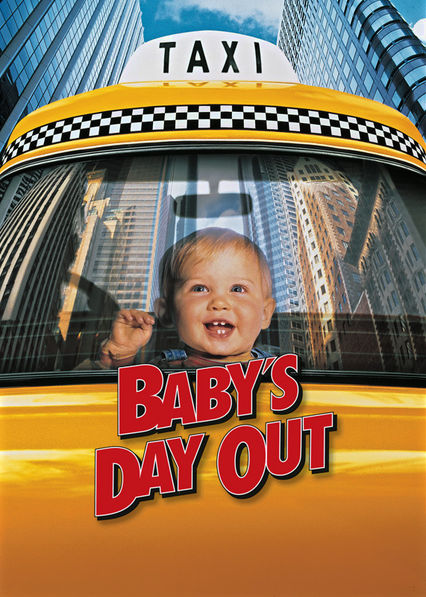 Baby's Day Out Netflix AR (Argentina)