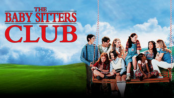 Netflix box art for The Baby Sitters Club