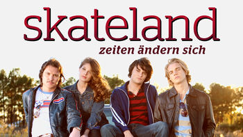 Netflix box art for Skateland