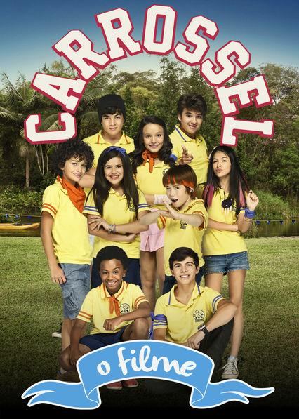 Carrossel, O Filme Netflix BR (Brazil)