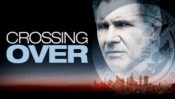 Netflix box art for Crossing Over