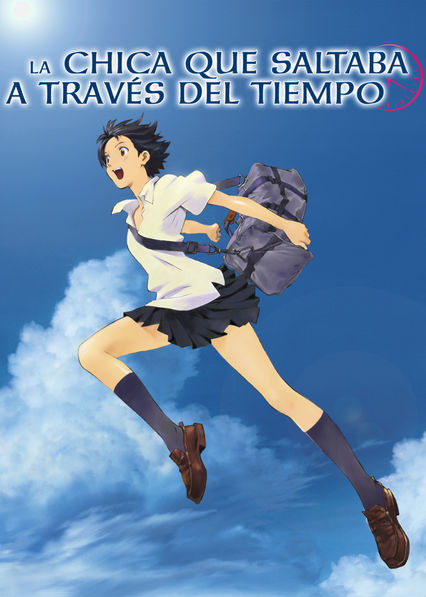 The Girl Who Leapt Through Time Netflix ES (España)