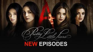 Netflix Box Art for Pretty Little Liars - Season 5