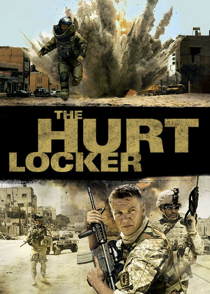 The Hurt Locker Netflix EC (Ecuador)