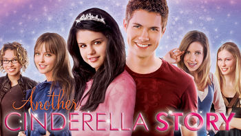 Netflix box art for Another Cinderella Story