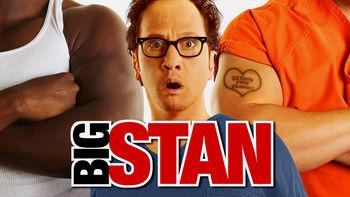 Netflix box art for Big Stan