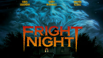 Netflix box art for Fright Night