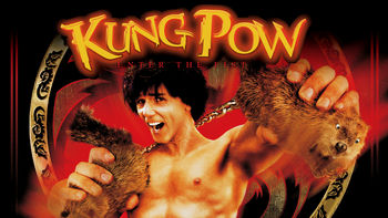 Is Kung Pow: Enter the Fist on Netflix?