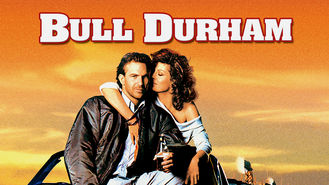 Netflix box art for Bull Durham