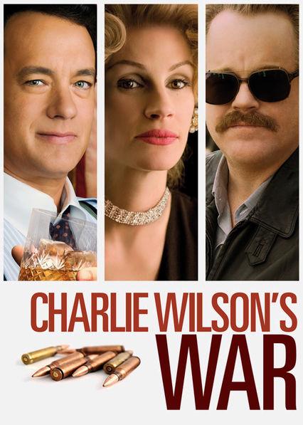 Charlie Wilson's War Netflix AR (Argentina)