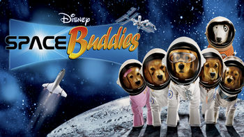 Netflix box art for Space Buddies