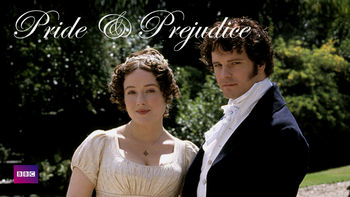 Netflix box art for Masterpiece Classic: Pride and Prejudice - Season 1