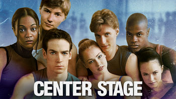 Netflix box art for Center Stage