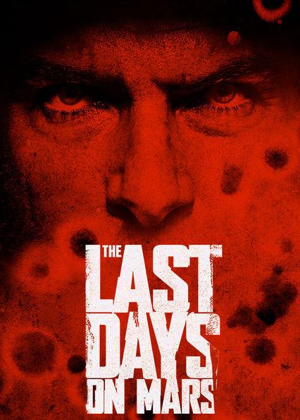 The Last Days on Mars Netflix AR (Argentina)