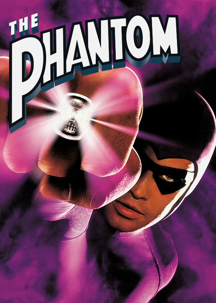 The Phantom Netflix EC (Ecuador)