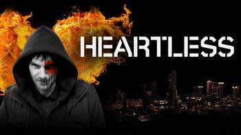 Netflix box art for Heartless