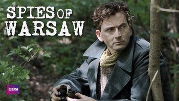Netflix box art for Spies of Warsaw - Season 1