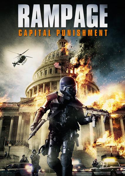 Rampage: Capital Punishment  Netflix US (United States)