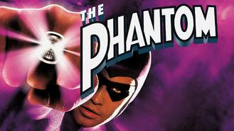 Netflix box art for The Phantom